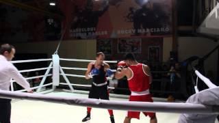 4 Сафаров Вусал БК Ударник vs Прохоров Александр Арена fight club раунд1