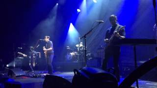 No Room in Frame - Death Cab for Cutie - Utrecht 11.15.15