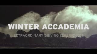 Relive the Lamborghini Winter Accademia at Livigno with the brand new Aventador S