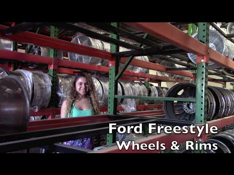 Factory Original Ford Freestyle Wheels & Ford Freestyle Rims – OriginalWheels.com