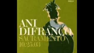 Ani DiFranco - So What (Live Acoustic)