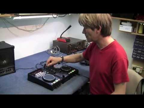 MF#12 DJ mixer american audio versadeck usb midi controller Repair