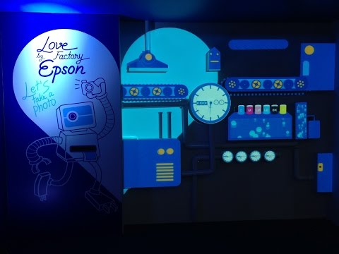 Epson Thailand – Showcase Love Factory 2015