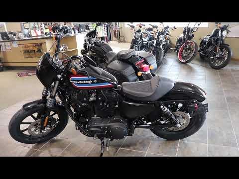 2020 Harley-Davidson Iron 1200™ in Carroll, Iowa - Video 1