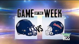 Denton Ryan vs Highland Park - 2018 Football Highlights - Game of the Week