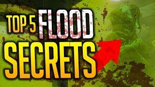 Top 5 DISTURBING Flood Secrets in Halo Lore