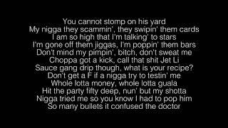 Shotta Flow  NLE Choppa Lyrics