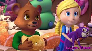 Goldie and Bear  A Royal Cheese Mystery   Lauren Baker