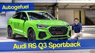 Audi RS Q3 (F3) 2019 - dabar