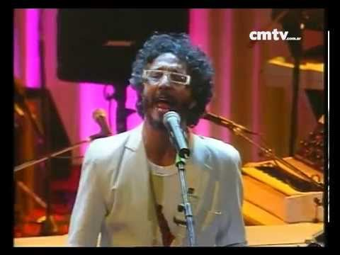 Fito Páez video Nuevo - CM Vivo 2003