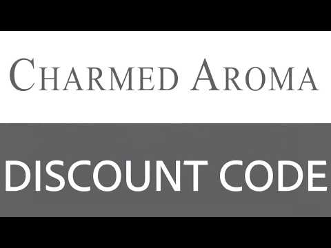 CHARMED AROMA DISCOUNT