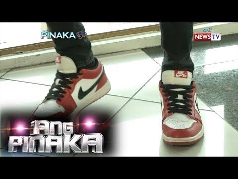 [GMA]  Ang Pinaka: Buying limited edition shoes