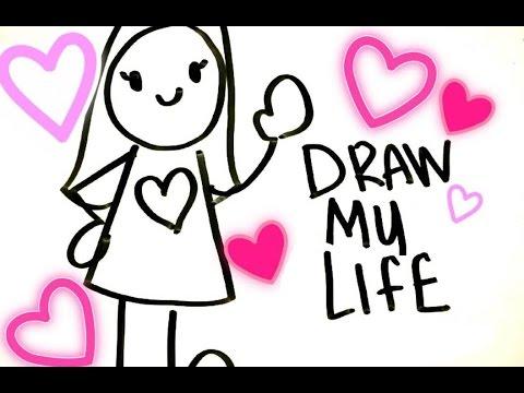 Draw My Life Tag!
