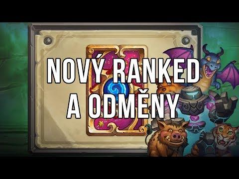 Nový ranked a odměny