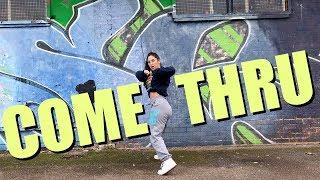 COME THRU Summer Walker Ft. Usher Dance Choreography