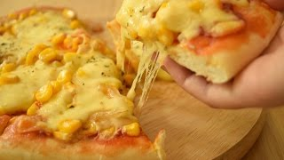Download Video Làm Pizza bắp phô mai nhanh chóng MP3 3GP MP4