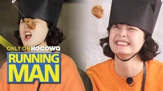 Jeon So Min is Uses a Frog Tactic! [Running Man Ep 425]