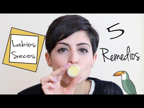 Cómo reparar labios secos o agrietados