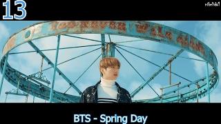 TOP 20 KOREAN SONGS (FEBRUARY 18, 2017)