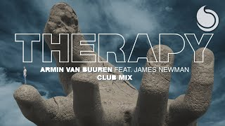 Armin Van Buuren Ft. James Newman   Therapy (Club Mix)