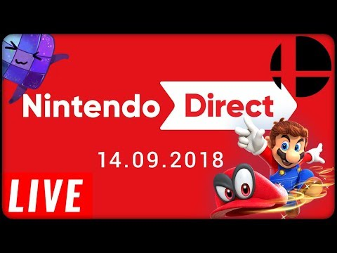 Nintendo Direct 14.9 Live Reaction! Luigis Mansion 3 & Animal Crossing etc. (видео)