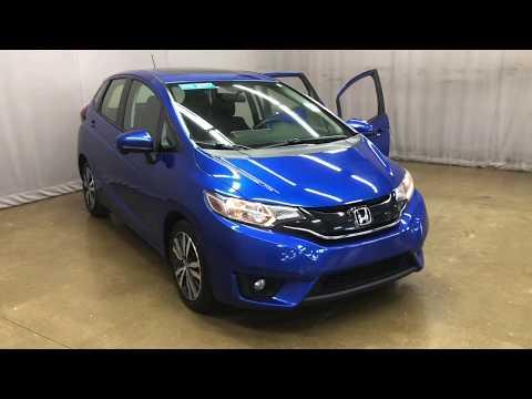Certified Pre-Owned 2017 Honda Fit EX