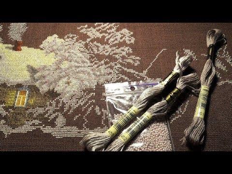 Вышивально-рукодельная (и не только) неделя №20 (11.02 - 17.02)