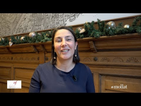 Nathalie Korkmaz - Alliance Française de Glasgow