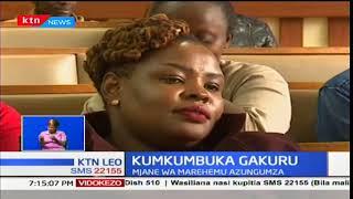 Kumbukumbu Gakuru: Gavana Mutahi Kahiga adai kuwa gari la Gakuru lilikuwa na hitilafu