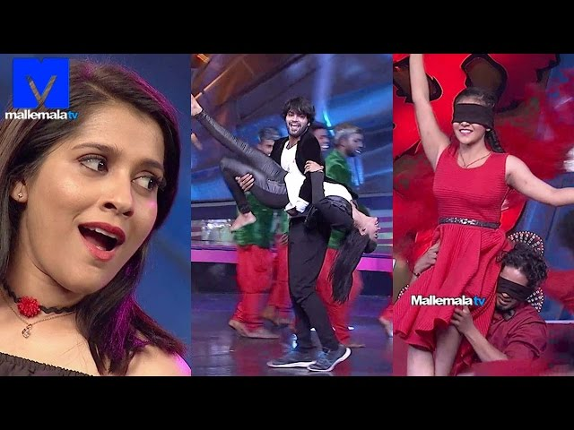 Dhee Jodi – Srikanth and Swetha Performance – 15th March 2017