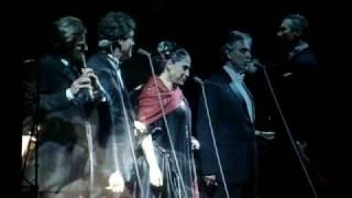"Concierto de Andrea Bocelli en Lima: ""funiculi funicula"""