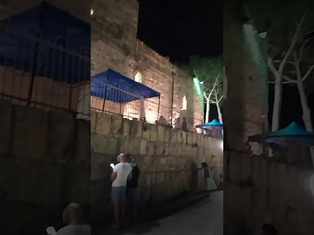 עצוב: שערי 'ציון' - שמואל הנביא מאחורי סורג ובריח