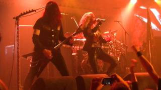 Arch Enemy -  Enemy Within Live @ Paradiso Amsterdam 07/12/2011