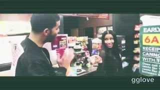 Drake & Nicki Minaj: hold on we're going home