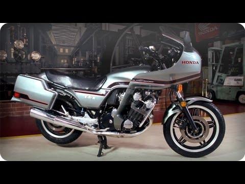 Jay Leno's 1981 Honda CBX