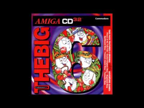 [AMIGA MUSIC] The Big Six (CD32) -02- Fantastic Dizzy InGame Music