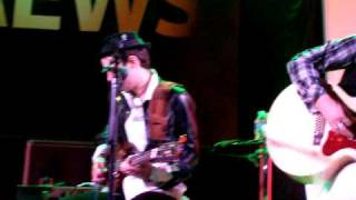 "The Trews ""The Traveling Kind"" ACOUSTIC"