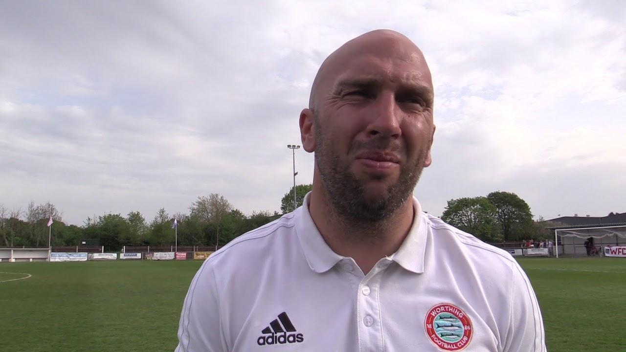 Post Match Interview: Corinthian Casuals [A] – League