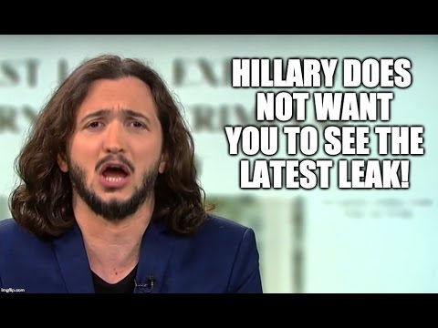 Hillary Does NOT Want You To See This Latest Leak!