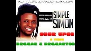 DJ SIMPLE SIMON - Once Upon A Time Ragga  Reggaeton 2004