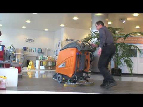 TASKI swingo 1650 yer temizlik makinası