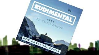 Rudimental   Free Ft. Emeli Sandé (Roy Davis Jr. Remix) [Official]