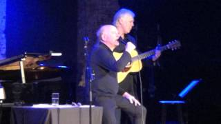Art Garfunkel @The City Winery, NYC 4/22/17 I Have Sung For Creatures/Bright Eyes