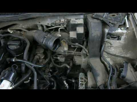 VW GOLF 4 - Замена АКПП на МКПП.