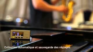 KORG SLIMPITCH SLM 1CM RW - Video