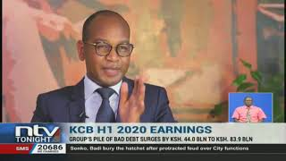 Shareholders of KCB Group will have to go without a dividend