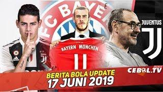 Sarri Mendarat Di Turin 🔴 Gareth Bale Ke Bayern Munchen? 🔴 Neymar Akan Didepak Dari PSG
