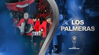 El show completo de LOS PALMERAS en la Final de la SUDAMERICANA