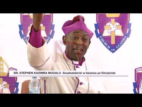 Ssaabalabirizi omulonde Dr. Kaziimba ayaniriziddwa mu kitiibwa