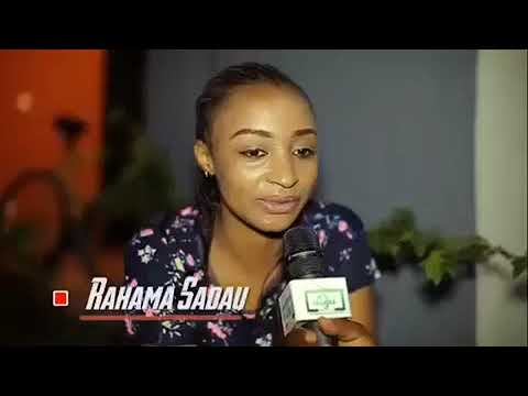 Rahama Sadau In New Nollywood Movie